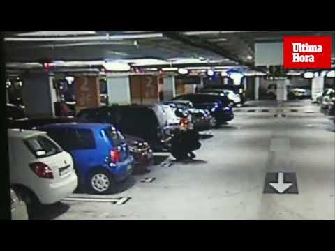 Orden de alejamiento para un detenido por múltiples robos en el aeropuerto de Palma
