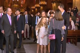 La escena «poco afortunada» entre las reinas Letizia y Sofía, en el documental de la TV alemana