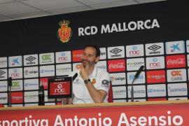 Vicente Moreno: «La Real nos hará sufrir mucho»