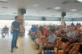 Manacor lucha por el 51 % del hipódromo en una tensa reunión con los accionistas