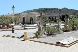 Salut no descarta sancionar al Ajuntament de Manacor tras el hallazgo de los restos sin sepultar
