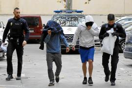 Piden 20 años de cárcel para dos de los atracadores de taxistas de Palma