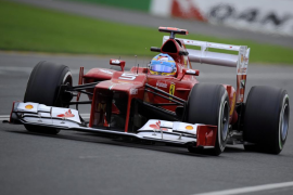 Alonso: «No podemos esperar hasta la novena para ganar la primera   carrera»