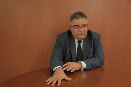 El fiscal superior Bartomeu Barceló, víctima de un robo con violencia en Palma