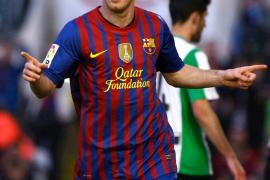 Messi: «Si fuese por mí me quedaría  en el Barcelona el resto de mi carrera»