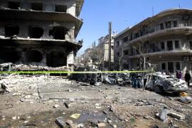 Un doble atentado causa 27 muertos y vuelve a infundir miedo en  Damasco