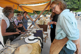 'Ball pagès' y juegos tradicionales en Jesús con la Colla de l'Horta