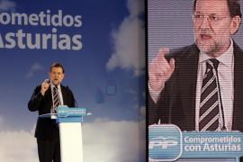 Rajoy tacha de inmovilismo e irresponsabilidad oponerse a las reformas