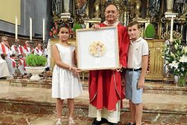 Cálida despedida al rector Gastalver en el marco de la festividad de Sant Bartomeu de Sóller