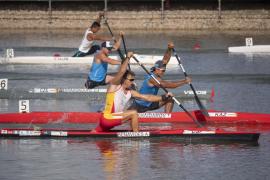 Sete Benavides, cuarto en la final del Mundial en C1 200