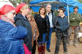 Memòria de Mallorca y el Govern acercan posturas