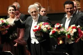 Plácido Domingo, aclamado por el público austríaco tras el escándalo