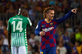 El Barça reacciona a ritmo de Griezmann