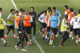 El Real Madrid defiende el liderato sin confianzas