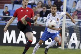 El Osasuna entierra aún más las opciones del Zaragoza