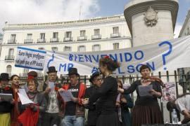 'Eurovegas No' se manifiesta contra la viabilidad del proyecto de ocio en España