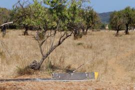 El ala del ultraligero impactó tras despegar contra la hélice del helicóptero