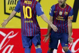 El Barcelona sigue sin renunciar a la Liga