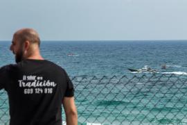 Fallece el piloto cuyo avión se estrelló contra el mar en Murcia