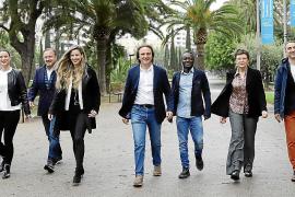 PSOE, PP, Cs y Podemos mantendrán sus cabezas de lista si hay elecciones