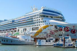 Jon Bon Jovi 'atracará' este martes en Palma a bordo del crucero 'Norwegian Pearl'