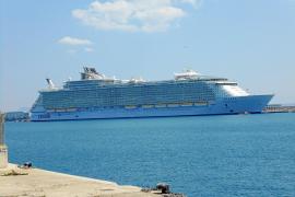 El mayor crucero gay, en Palma