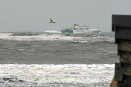 Chubascos y tormentas fuertes ponen en alerta hoy a las Pitiusas