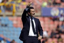 El Villarreal destituye a José Molina
