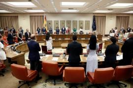El Congreso guarda un minuto de silencio por el fallecimiento de Rogelio Araújo