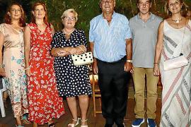 Homenaje a Pere A. Serra en Can Prunera