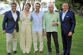 Cena de gala en Can Simoneta