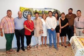 Pep Guerrero presenta su obra en Can Prunera, en el X aniversario