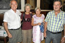 Encuentro literario con María Dueñas en el Club Pollença