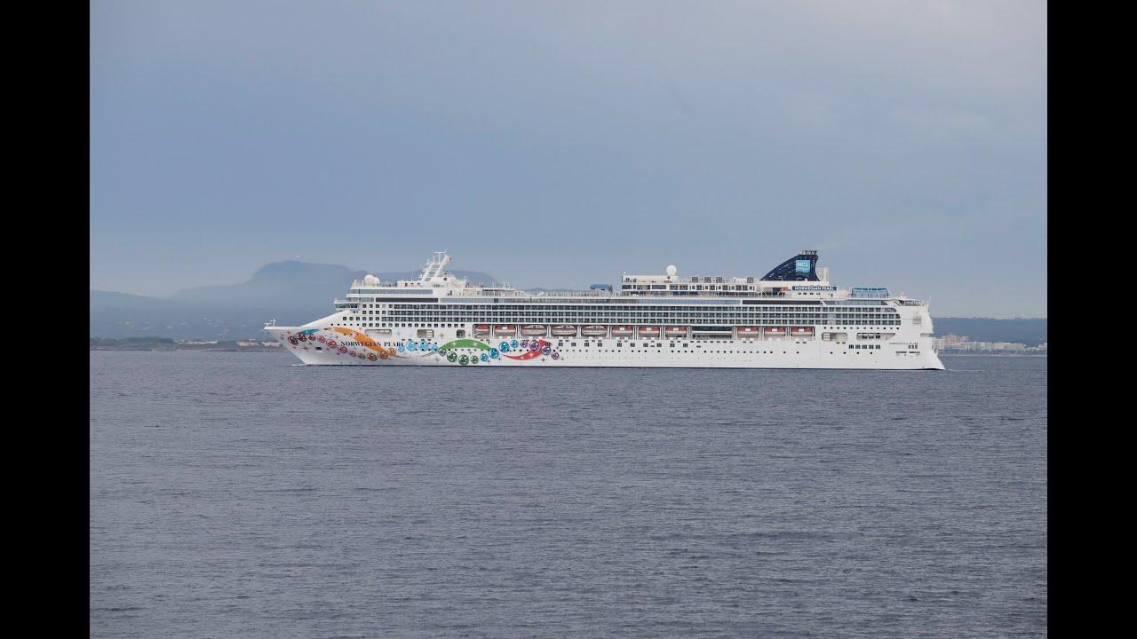 Jon Bon Jovi llega a Palma a bordo del crucero temático 'Runaway to Paradise'