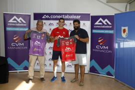 El ConectaBalear Manacor presenta a Rubén Lorente