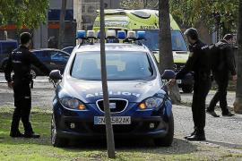 Agentes del Cuerpo Nacional de Policía se encargaron del arresto