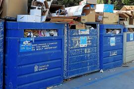 Los municipios del Raiguer denuncian deficiencias en la recogida de basuras