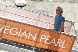 Bon Jovi se deja ver en Palma