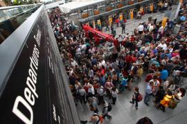 Múnich retoma la normalidad después de que un español suspendiera 200 vuelos
