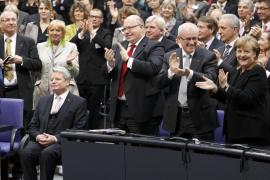 Gauck asume la presidencia de Alemania como nueva autoridad moral del país