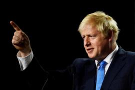 Johnson quiere suspender el Parlamento británico hasta octubre
