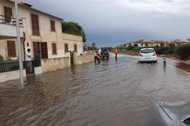 El Consorcio Compensación de Seguros estima recibir cerca de 270 reclamaciones en Baleares con un coste de 810.000 euros
