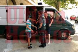 Arrestado un británico por masturbarse delante de una menor en Magaluf