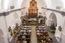 El día grande de Sant Agustí, en imágenes (Fotos: Marcelo Sastre).