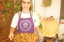 Frit Mariner con Oli de oliva de Mallorca