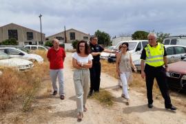 Cort aprueba la retirada de urgencia de 154 vehículos del depósito de Son Toells