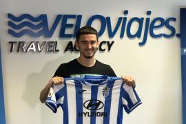 Jordan Holsgrove, nuevo jugador del Atlètic Baleares