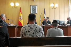 Condenados a doce años de prisión los atracadores de taxistas de Palma