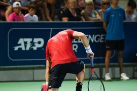 Andy Murray cae en el Rafa Nadal Open de Manacor