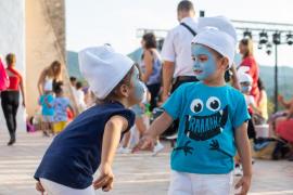 La fiesta de l'Escola d'estiu de Sant Agustí, en imágenes (Fotos: T. Planells).